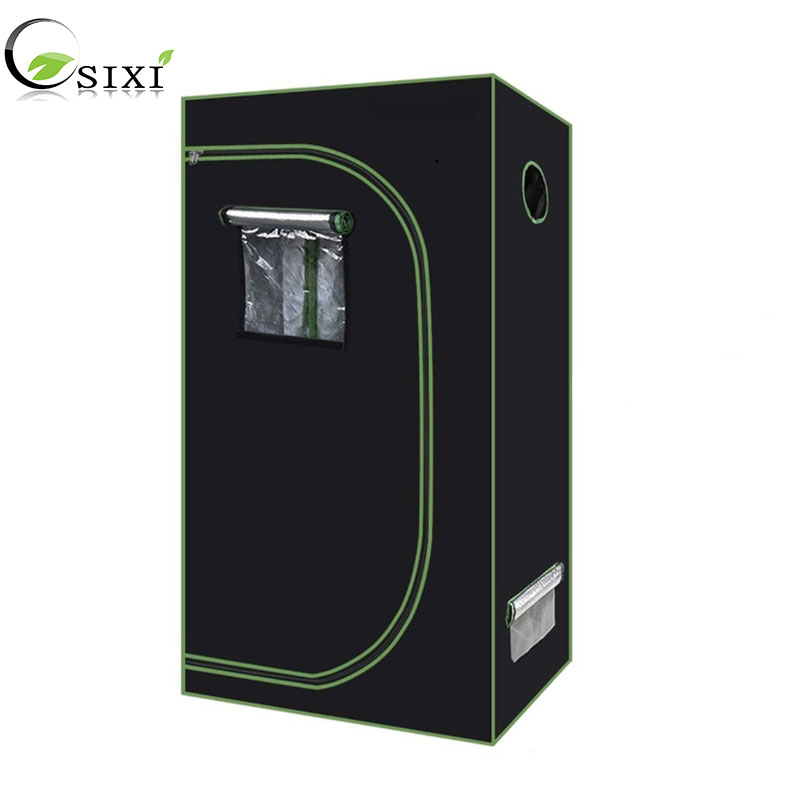 Plant Tent 600D Grow Tent Indoor Grow box 60 60 140cm hydroponic Grow room greenhouse plant