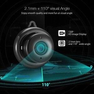 Image 4 - Digoo DG MYQ caméra IP stockage en nuage 720P WIFI Vision nocturne bidirectionnelle Audio sécurité détection de mouvement caméra IP sécurité à la maison