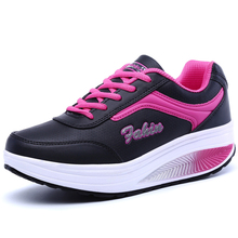 Women fitness shoes 2015 women light breathable summer shoes female network shoe sports toning shoes