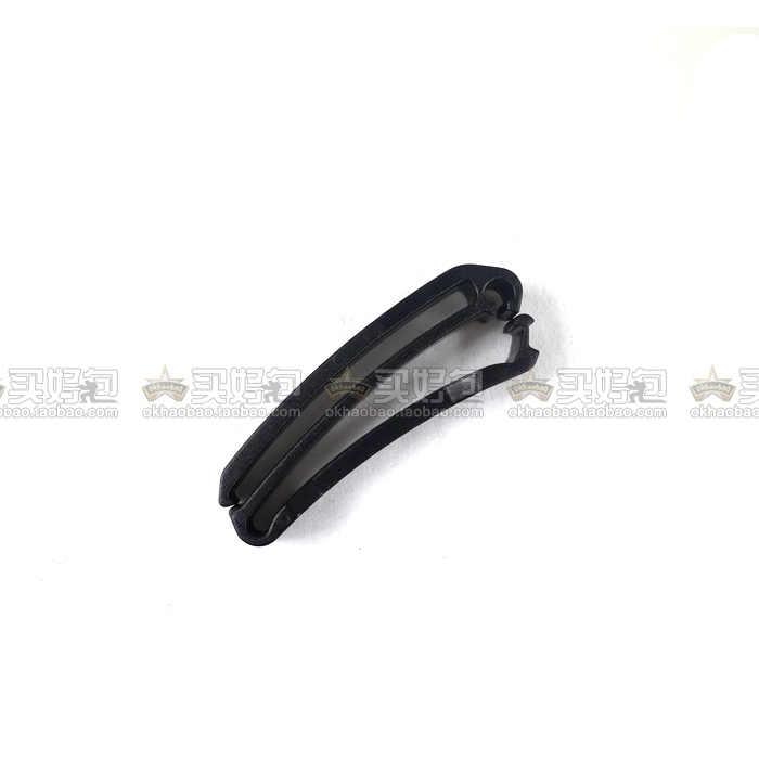 Vành đai fastener nhận được thêm vành đai fastener vành đai kẹp cuối vành đai khóa ba lô fastener phong cách mới
