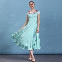 Ballroom Competition Dance Dress Flamenco Waltz Dance Costume ballroom dance competition dresses Women Ballroom Dancing Dresses