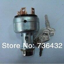 Переключатель зажигания 08086-10000-экскаватор Komatsu PC60/120/200/210/240/250/300/-5-6-7 переключатель