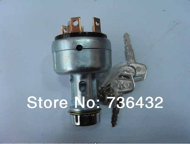 Free shipping! ignition switch 08086 10000    Komatsu excavator PC60/120/200/210/240/250/300 5 6 7 switch|Cockpit Care|Automobiles & Motorcycles - title=