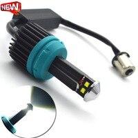 Pair 20W 1156 P21W BA15S LED Canbus Error Free 1000LM XB D 4SMD Lamp 1157 7443 T15 W16W Bulb Reverse Turn Signal Light