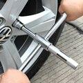 Frete Grátis, ferramentas chave de pneus pneu de Carro dobrável chave desmontagem manga cruz, chave de pneu de Automóvel, ferramenta de pneu