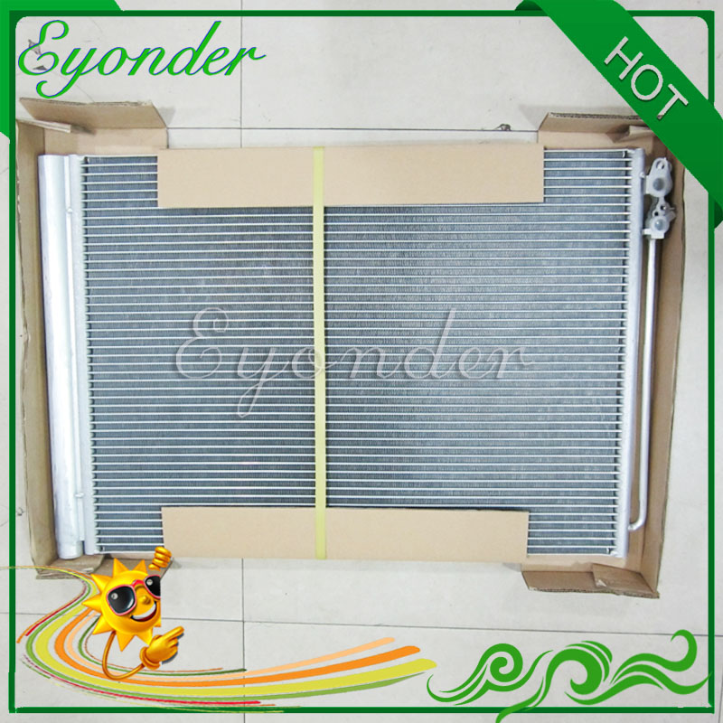 A C AC Air Conditioner Conditioning Condenser for BMW 5 Series F07 F10 F18 F11 530d
