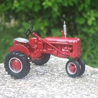 NOS ER TL 1:16 simulación de aleación modelo de coche juguetes para niños granja tractor vehículo de cuatro ruedas