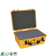 Пластиковый ящик для инструментов, защитный чехол чемодан ящик для инструментов файл коробка оборудование Камера чехол