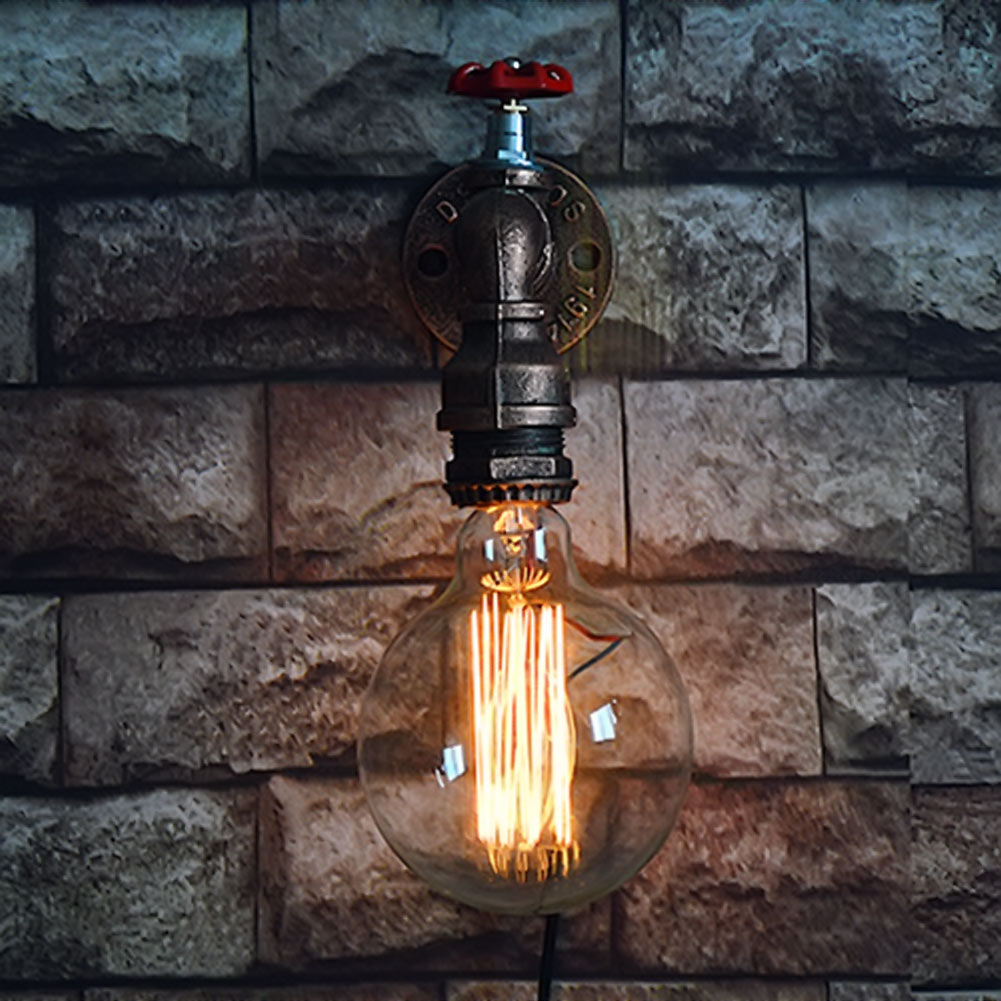 Get The Look Overscale Lighting: Online Get Cheap Steampunk Wall Sconce -Aliexpress.com