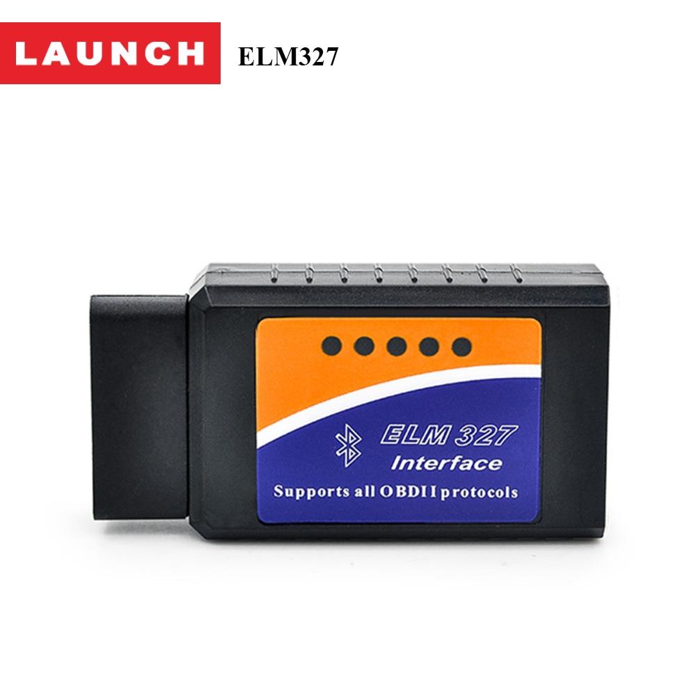 PIC18F25K80 Chip Super OBD2 ELM327 WIFI/Bluetooth V1.5 Hardware Works Android/iOS ULME 327 Für Android Telefon Funktioniert Diesel