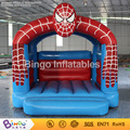 Hot sales PVC high quality spiderman inflatable bounce house toys/inflatable bouncer 4x4x4m BG-G0033 toy