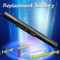 JIGU 4 клетки RA04 HSTNN-IB4L 430 G1 430 аккумулятор для Ноутбука HP E5H00PA ProBook G2 H6L28AA HSTNN-W01C
