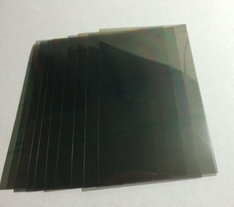 for Samsung Galaxy S2 S3 S4 S5 mini S6 S7 edge Plus LCD Display Polarizer Film & OCA Adhesive Sticker (10PCS/Lot)