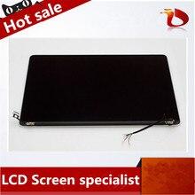 """100% Oryginalne Dla A1502 13 """"ME864 ME866 MGX72 MGX92 Late 2013 Mid 2014 A1502 Pełna Zespołu Wyświetlacza Ekran LCD 2560*1600 12 PINS"""