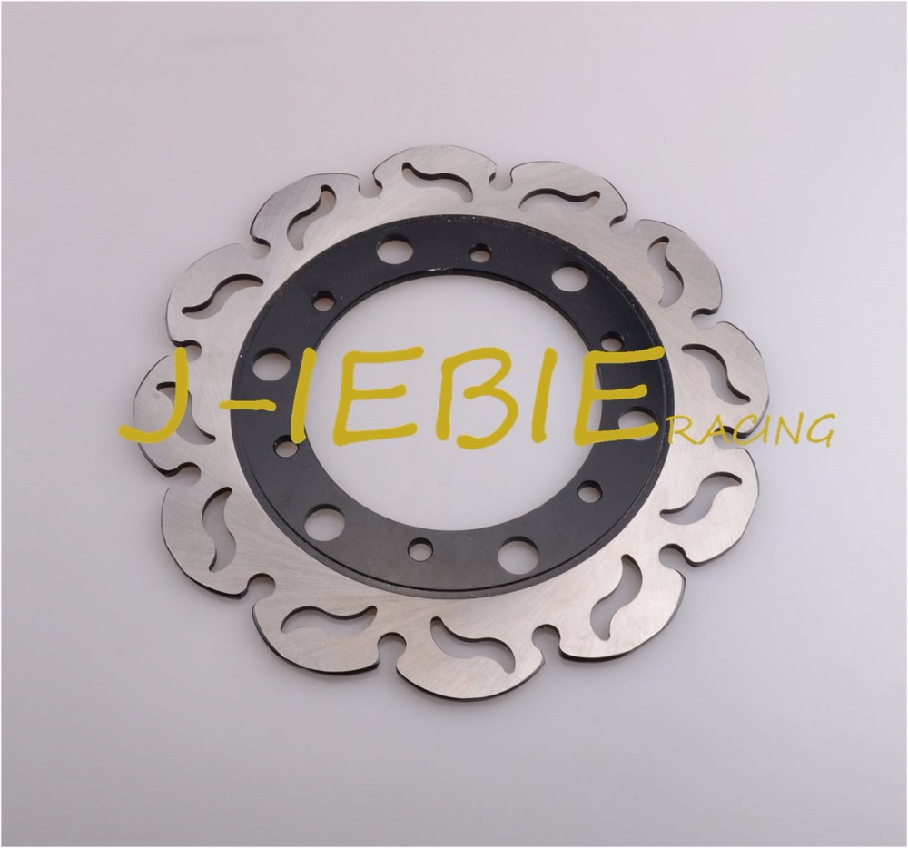 Rear Brake Disc Rotor For YAMAHA XJR400 FZR600R FZS600 FAZER XJ600 N YZF R1 R7 TDM TRX 850 900 YZF1000R YZF600R THUNDERCAT keoghs motorcycle brake disc brake rotor floating 260mm 82mm diameter cnc for yamaha scooter bws cygnus front disc replace