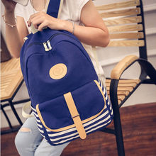 200198492f39 Indira New 2017 Campus Casual Women Backpack Girls Travel Bag Young Canvas  Men Backpack Brand Fashion School Bags Female Bolsa