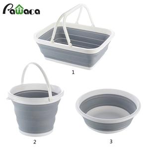 Portable Collapsible Bucket Mu
