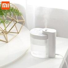 Xiaomi humidificador de mesa portátil y silencioso, 260ML, USB, purificador de aire facial para oficina, aire acondicionado