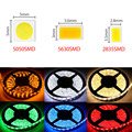 5M 300LEDS smd 2835 5050 5630 Flexible rgbw led strip DC12V waterproof/ non-waterproof tape super bright