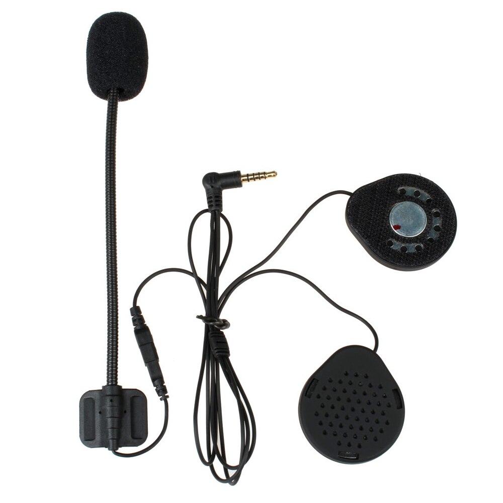 Fodsports T9S Intercom Kopfhörer Motorrad bluetooth Helm Headsets Kopfhörer Helm Intercom Ohrhörer Stereo Musik