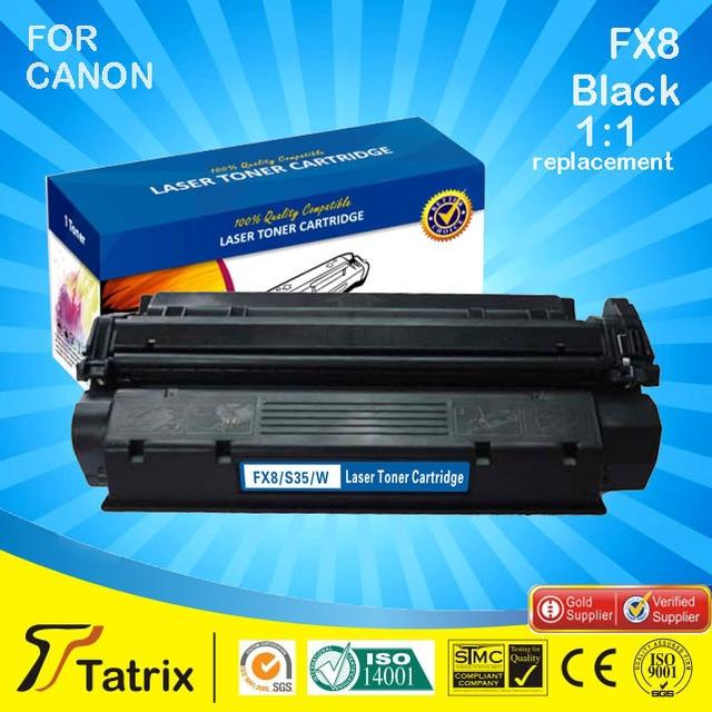 Fx8 / S35 / CRG W / T черный картридж для Canon imageCLASS D320 / 323 / 340 / 383 / 510, Pc-d320 / d340, Факс L400 / 170 / 390 / 398 принтера