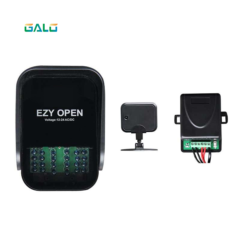 Automatic door device hands free device-EZY Open for Garage swing sliding gate motor opener Wireless ControlAutomatic door device hands free device-EZY Open for Garage swing sliding gate motor opener Wireless Control