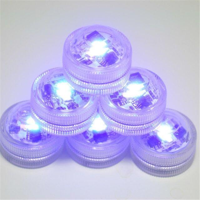 Remote Control CR2032 Battery Operated Super Bright LED Mini