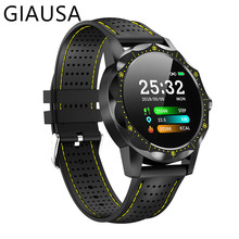 GIAUSA SKY 1 Smart Watch Men IP68 Waterproof Activity Tracker Fitness Tracker Smartwatch Clock BRIM for android iphone IOS phone