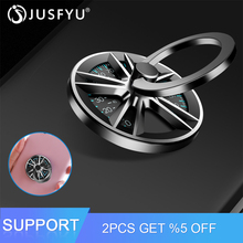 Hand Spinner Finger Ring Holder Metal Fidget Mobile Phone Stand For iPhone X XS MAX XR