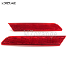 MZORANGE için Mazda CX-7 CX7 2008 2009 2010 2011 arka tampon fren ışık reflektör uyarı işık reflektör sis işık sis lamba