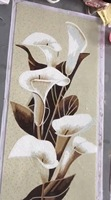 Flower Power, стеклянная мозаика Art Дизайн Росписи для стены