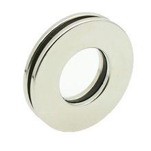 Ndfeb ímã anel od 50x25x3 (+/-0.1)mm 50mm diâmetro 1.97 magnets magnets ímãs fortes axialmente magnetizados nicuni revestido terra rara magnético