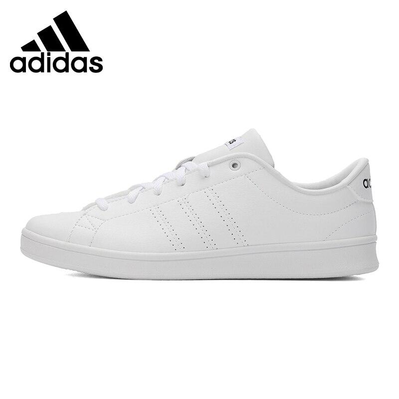 Nouveauté originale 2019 Adidas NEO avantage CLEAN QT chaussures de skate femme baskets