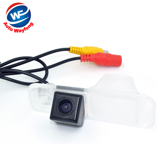 Special Car Rear View Reverse Backup HD CCD Camera for KIA K2 RIO Free shipping