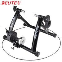 Livre exercício indoor bicicleta trainer 6 níveis casa instrutor mtb bicicleta de estrada ciclismo treinamento rolo rack titular suporte|bicycle rack|bicycle rack holder|bicycle rack stand -