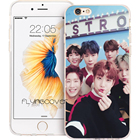 Coque Astro Kpop Boy Shell Cases for iPhone 10 X 7 8 6 6S Plus 5S 5 SE 5C 4S 4 iPod Touch 6 5 Case Clear Soft Silicone Cover.