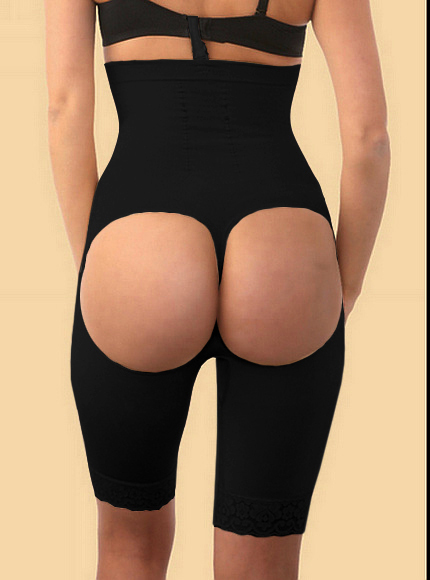Women's High Waist body shapers and butt enhancer With Tummy tuck
