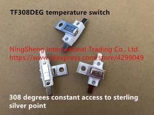 Image 2 - 기존 100% TF308DEG 온도 스위치 308 일정한 접근 스털링 실버 포인트