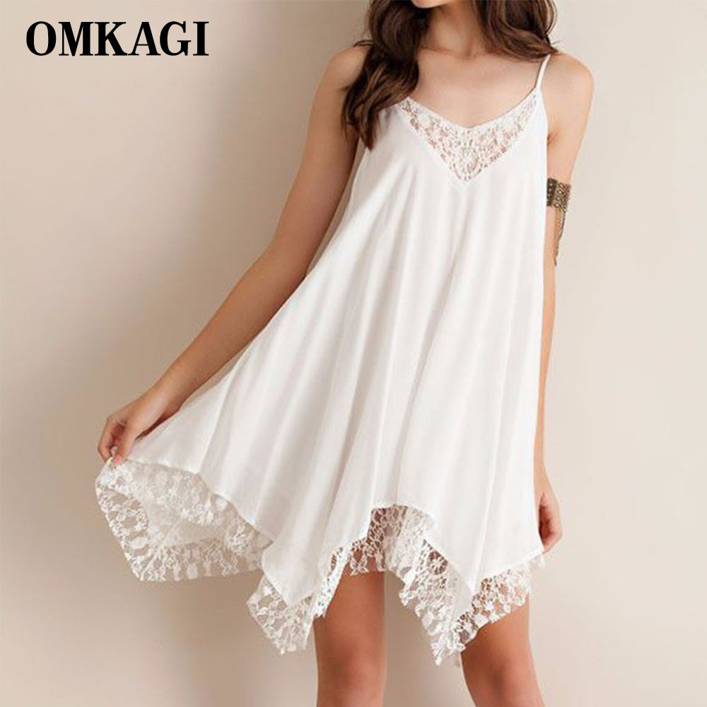 OMKAGI Lace Beach Cover Up Through Bathing Suit Thin Beach Dress Bikini Swimsuit Swimwear Women Dress Lady Transparent Cover-Ups цена 2017