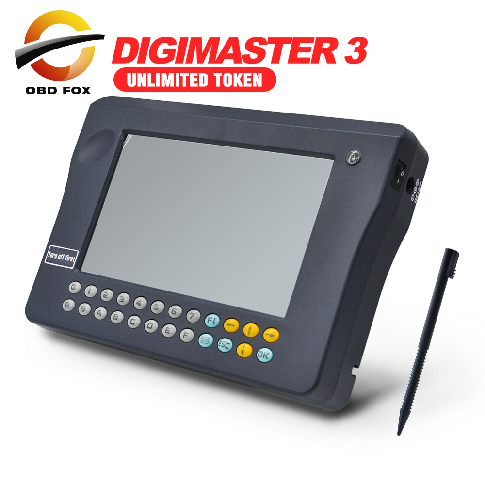 2019 Top Rated Mileage Odometer correction DigiMaster iii original DigiMaster 3 unlimited token version DHL free