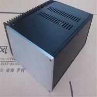 2515 gabinete De Alumínio Preamp chassis caso amplificador de Potência/tamanho da caixa 311*253*150mm