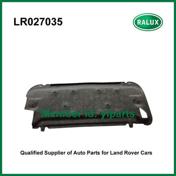 LR027035 new auto hood insulator for Range Rover Evoque 2012- vehicles car hood insulator spare parts supply on hot sale