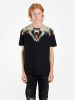 2018 Brand Hight Quality Marcelo Burlon T Shirt Men Women 1:1 County Of Milan Wolf Print T shirt Summer Streetwear MB Tees Tops