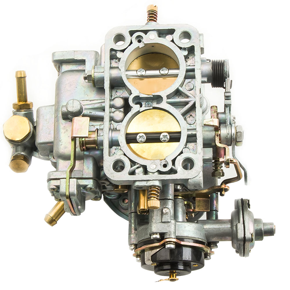 все цены на new 38X38 2 Barrel Carburetor for Fiat Renault Ford VW Dodge Toyota Jeep BMW 38mm carburettor for weber solex dellorto онлайн