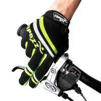 Copozz Guantes de Ciclismo de dedo completo antideslizantes Guantes de bicicleta a prueba de golpes tacto sensible Guantes Ciclismo MTB Guantes deportivos para Ciclismo