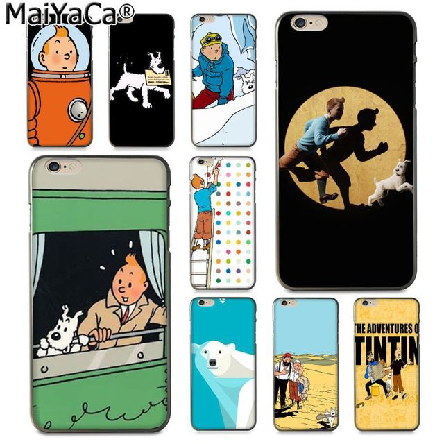 coque tintin iphone 6