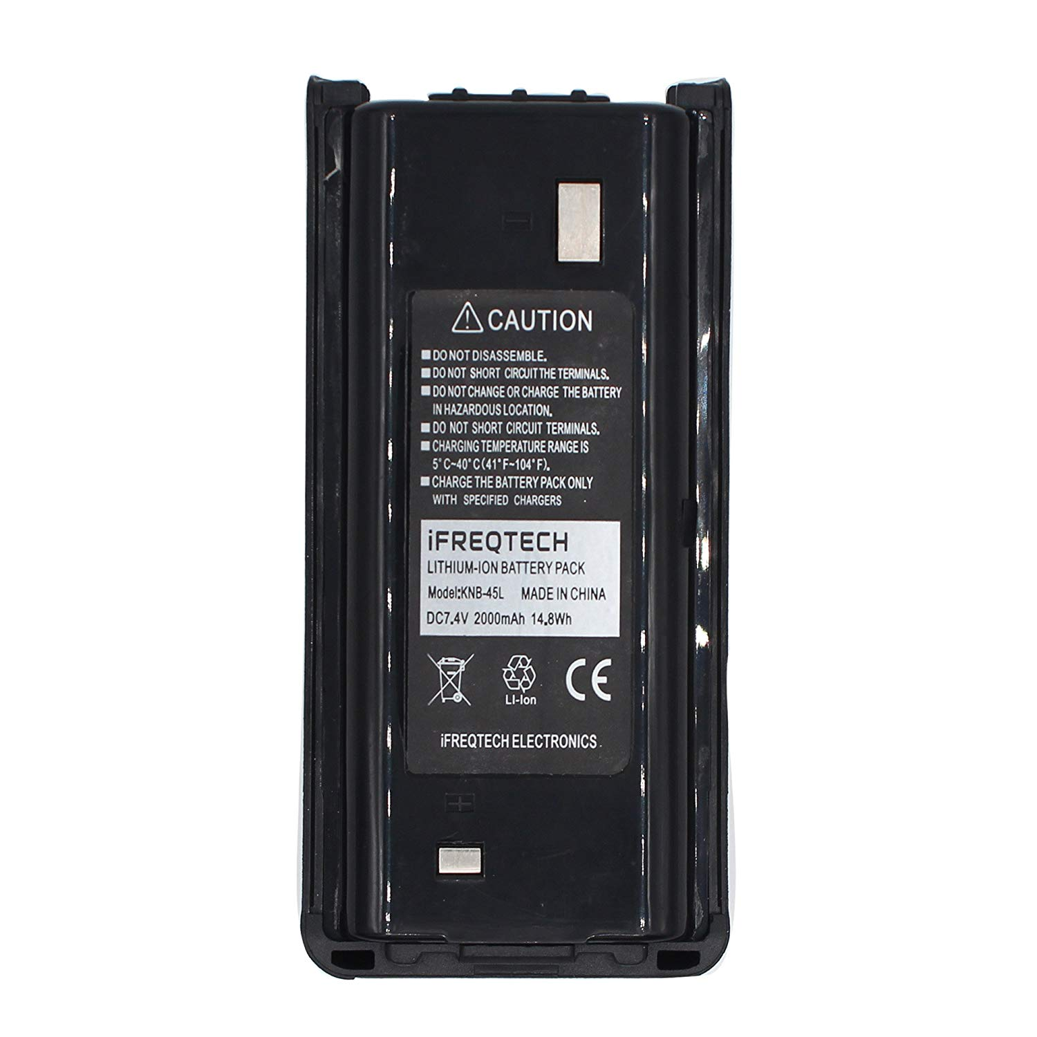 KNB-45L KNB-69L 2000mAh Li-ion Battery For KENWOOD TK-2206 TK-3206 TK-3301 TK-3401D TK-3302 TK-2312/3312 TK-D240/D340 NX-240/340