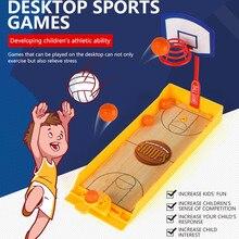 Игра баскетбол уменьшить стресс игрушки спортивные настольные игры игрушки для детей игры вечерние реквизит идеальная игрушка для детей M1224