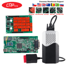 CDP TCS obd obd2 сканирование для cdp tcs pro,00 keygen программное обеспечение OBDII Автомобильный грузовик диагностический инструмент bluetooth usb интерфейс сканер