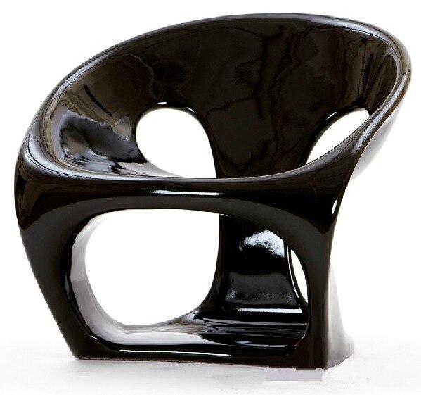 Modern Lounge Chair Swastika Fashion Creative Living Room Lounge Chair  Fiberglass Chair Dual 12 Sahara Chair